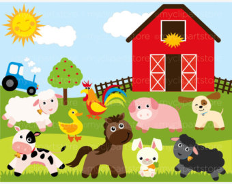 Farmyard clipart image royalty free library Farm Clip Art Free | Clipart Panda - Free Clipart Images image royalty free library