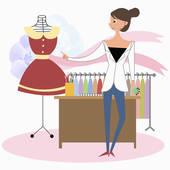Fashion design clipart jpg black and white download Free Fashion Designer Cliparts, Download Free Clip Art, Free Clip ... jpg black and white download