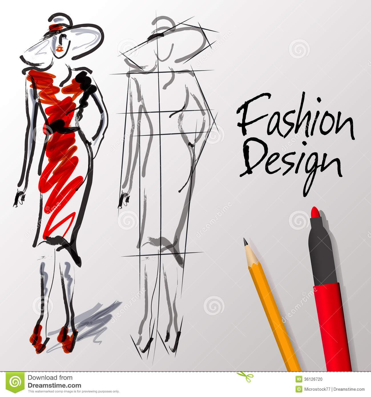 Fashion design clipart clip art free download Fashion design clipart 5 » Clipart Station clip art free download