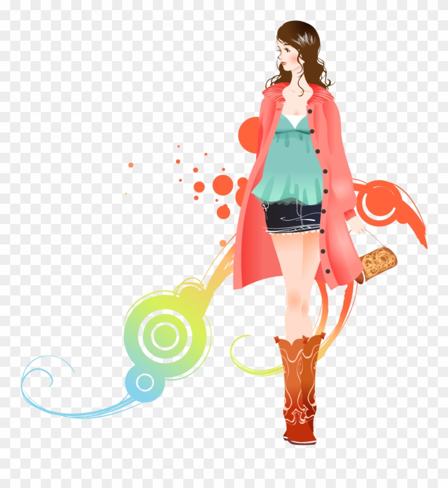 Clipart girl background hd images png library stock Download Fashion Girl Background Clip Art Transparent - Fashion ... png library stock