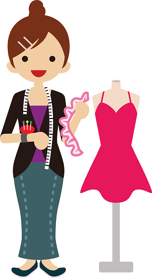 Fashion design clipart png library Fashion Designer Cliparts - Cliparts Zone png library