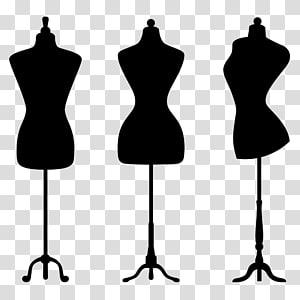 Fashion mannequin clipart clipart Mannequin Dress form Dressmaker Antique Vintage clothing, antique ... clipart