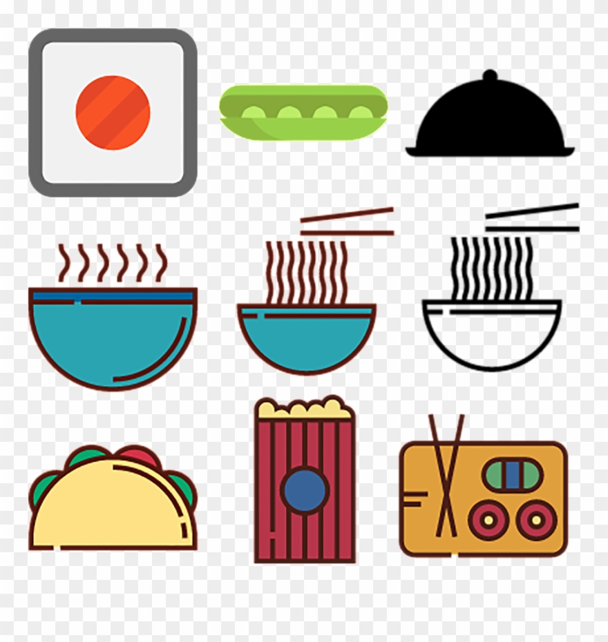 Fast food icon clipart image free stock Noodle Fast Food Food Icon - Food Clipart (#893982) - PinClipart image free stock