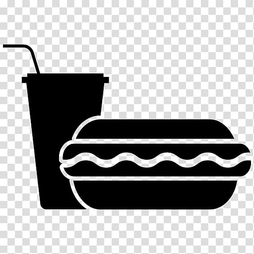 Fast food icon clipart jpg library library Fizzy Drinks Hot dog Breakfast Hamburger, food icon transparent ... jpg library library