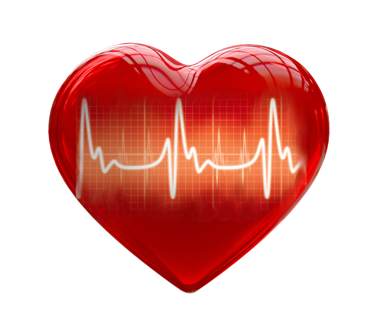 Stress heart rate clipart clipart freeuse download Am I Having a Heart Attack, or Am I Just Healthy? | SweetWater Health clipart freeuse download