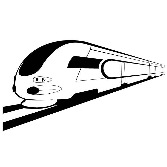 Fast train clipart black and white graphic black and white download Train Black And White Clipart   Free download best Train Black And ... graphic black and white download