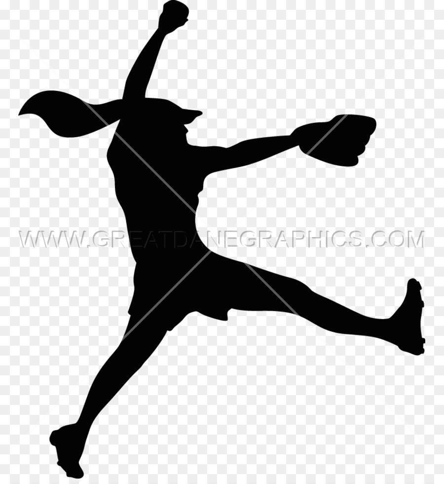 Fastpitch clipart black and white library Bats Cartoon clipart - Softball, Baseball, Silhouette, transparent ... black and white library