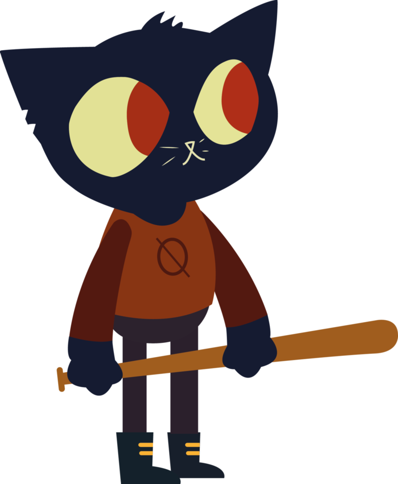 Fat baseball bat clipart image stock Mae - Night in the woods by LeoZane on DeviantArt image stock