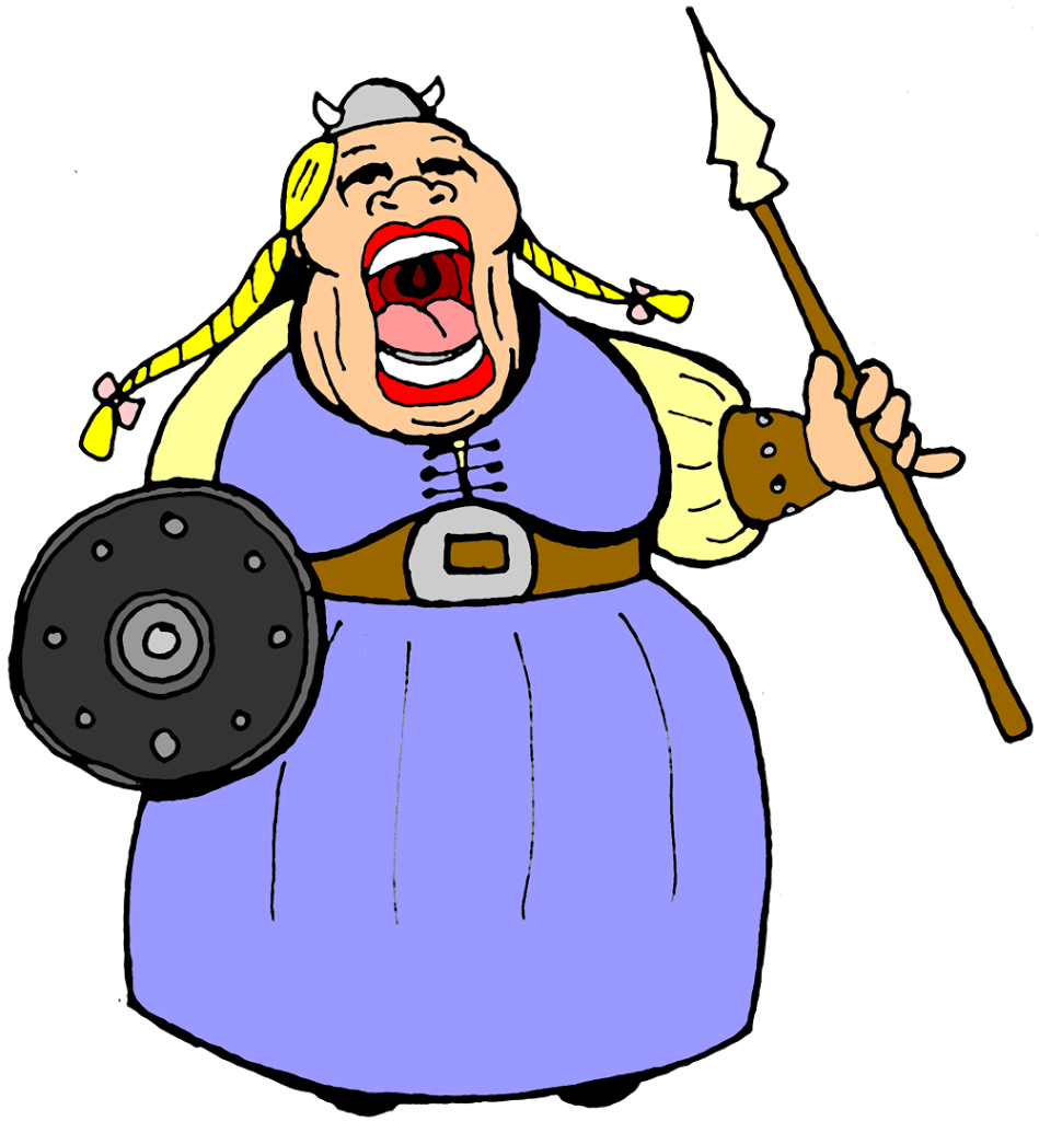 Fat boy playing basketball clipart vector freeuse How Fat Should Opera Singers Be? – Tenor Dad vector freeuse