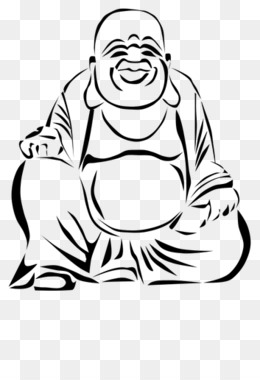 Fat buddha clipart image freeuse library Buddha Cartoon png download - 1400*1439 - Free Transparent Budai png ... image freeuse library