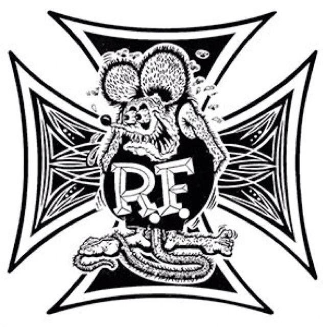 Fat fink clipart clipart royalty free download Rat Fink clipart vegas sign #13 | RAT \