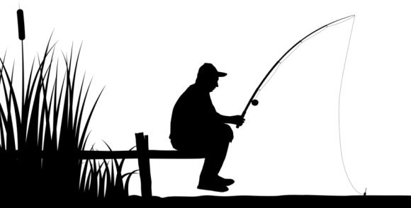 Fat guy fishing clipart black and white png freeuse Find the Inner Joy In Your Life With These Cool Hobbies for Men ... png freeuse