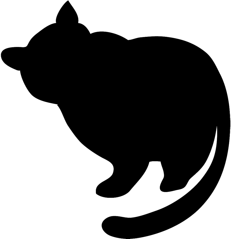 Fat walking cat clipart svg freeuse Cat Clip Art, Cat Sketches, Cat Drawings & Graphics svg freeuse