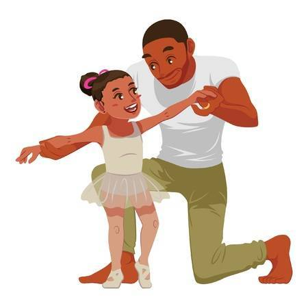 Father and daughter clipart clip art freeuse download Father daughter clipart 6 » Clipart Portal clip art freeuse download