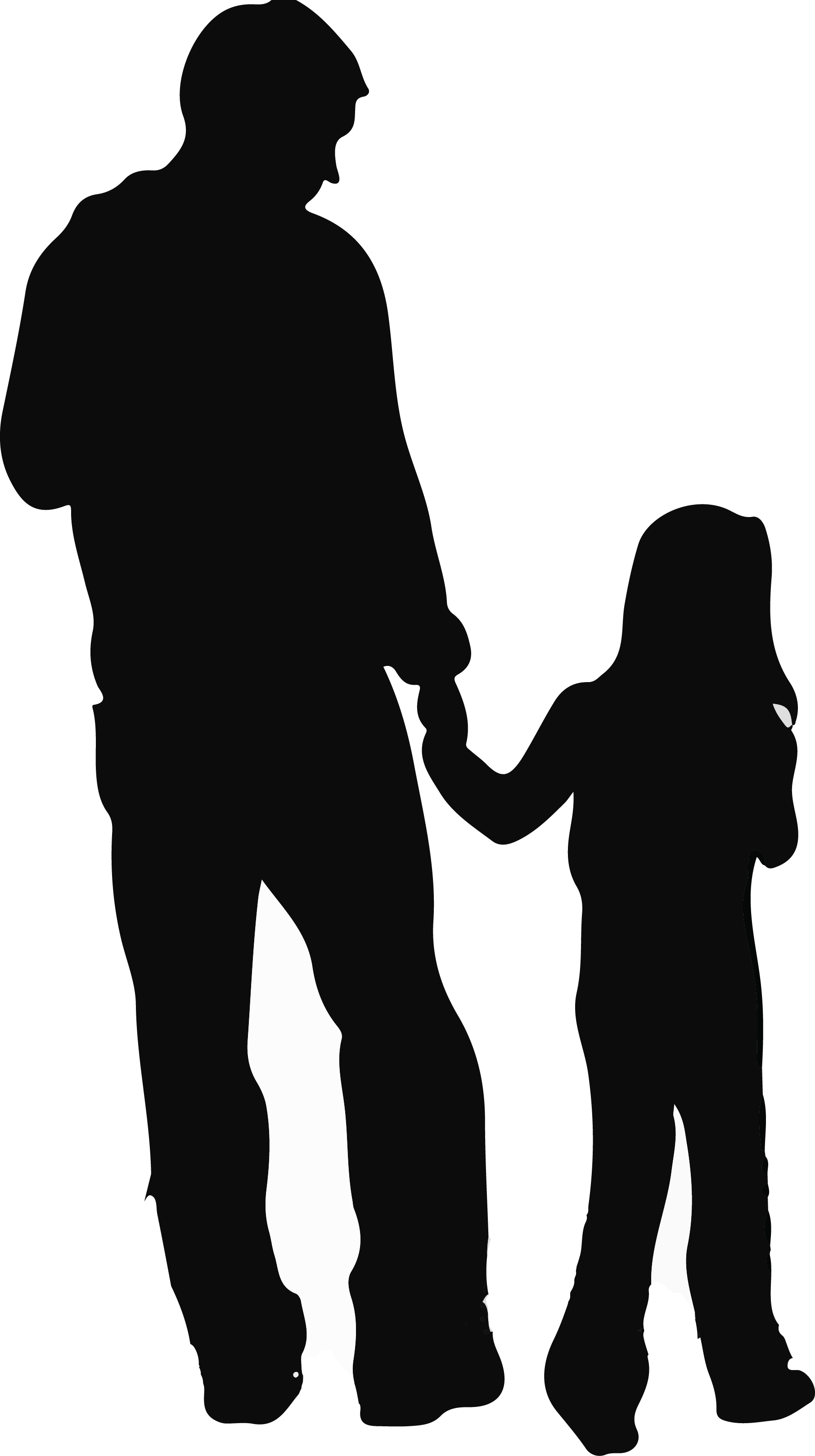 Father and daughter clipart black and white clip art Wall painting: Father\'s Love for His daughter   dad\'s love in 2019 ... clip art