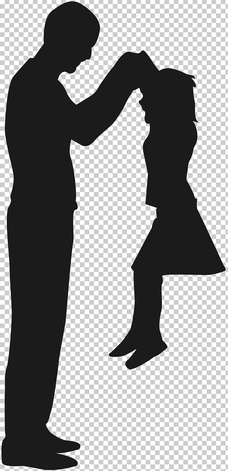 Father and daughter clipart black and white picture transparent library Father-daughter Dance Father-daughter Dance Child PNG, Clipart, Arm ... picture transparent library