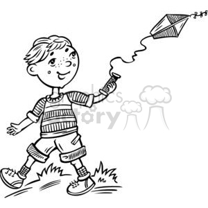 Father can fly a kite clipart black and white vector transparent library kite clipart - Royalty-Free Images | Graphics Factory vector transparent library