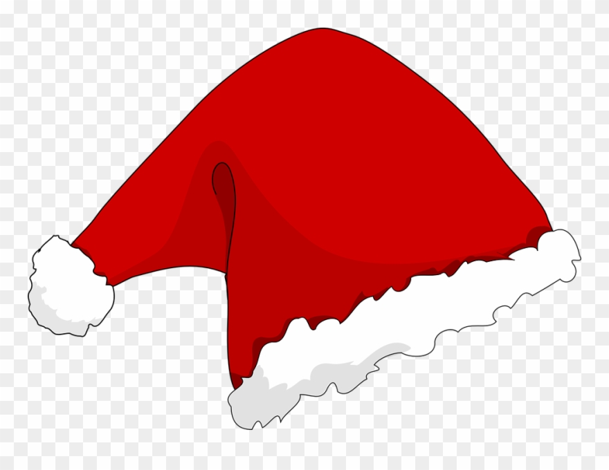 Father christmas hat clipart png freeuse download Cap, Santa, Christmas, Xmas, December, Costume, X-mas - Santa Hat ... png freeuse download
