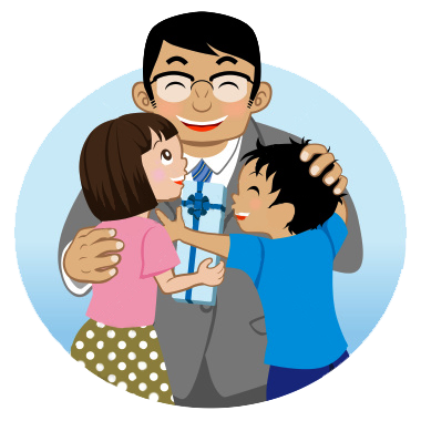 Father pictures clip art png transparent download Father's Day ClipArt png transparent download