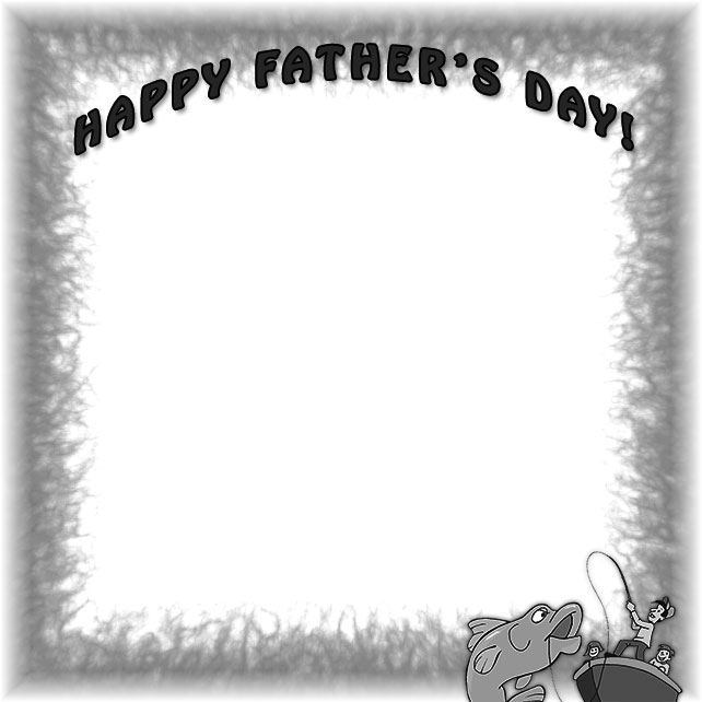Father s day border clipart png stock Fathers Day Borders - Happy Father\'s Day Border Clip Art - Free png stock