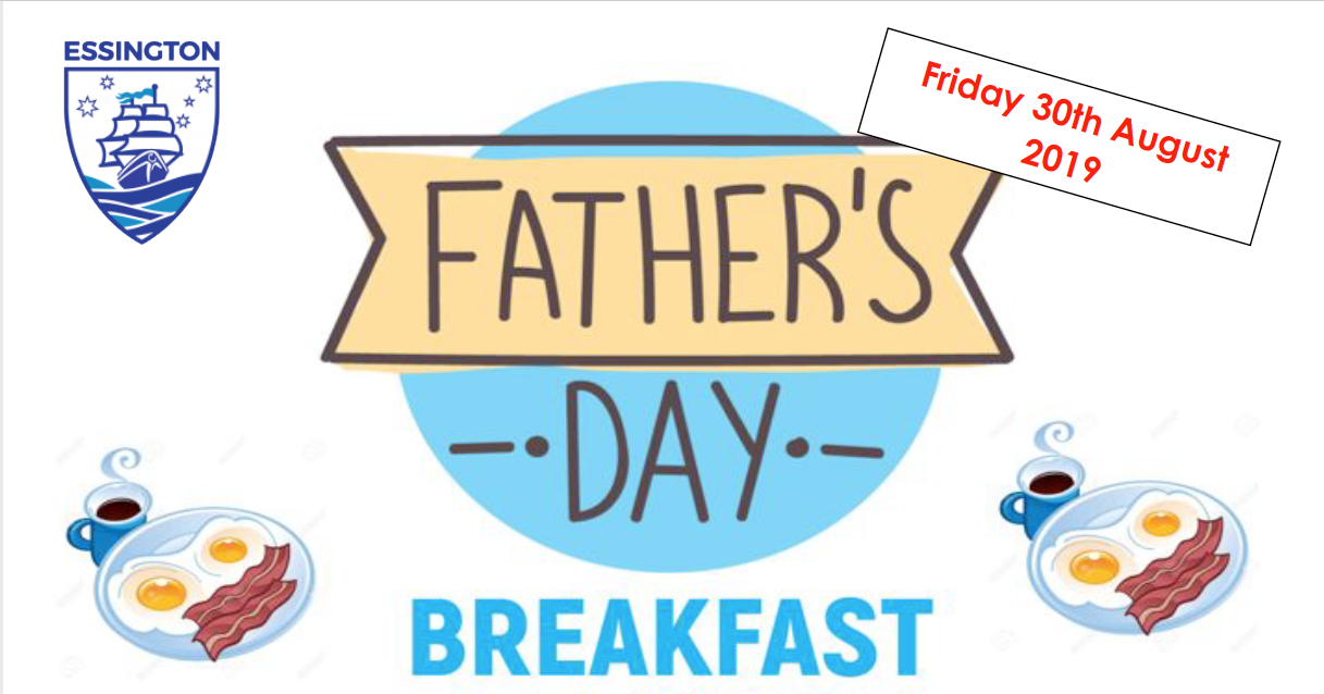Father s day breakfast clipart graphic black and white download Father\'s Day Breakfast graphic black and white download