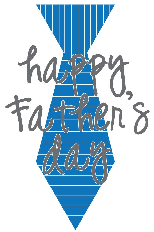 Happy fathers day blue and green clipart clipart download father\'s day clipart free | Father\'s Day Tie Clipart | Clipart ... clipart download