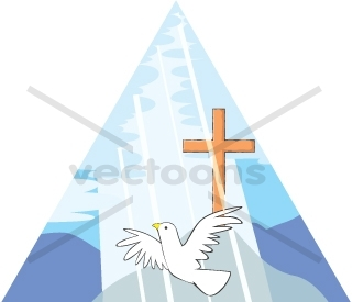 Father son and holy spirit clipart jpg library The Holy Trinity – God the Father the Son and the Holy Spirit ... jpg library