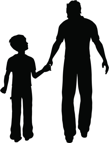 Father son clipart vector free stock Father son clipart 2 » Clipart Station vector free stock