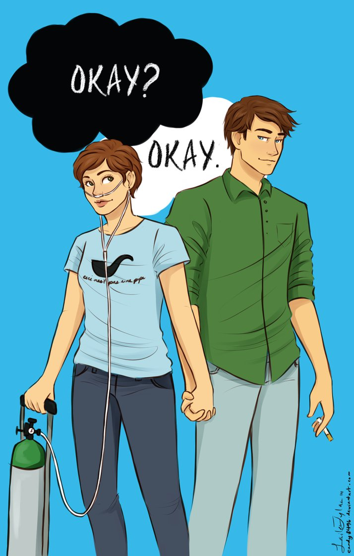 Fault in our stars clipart vector royalty free The Fault in Our Stars: The Relationship Between Empathy and ... vector royalty free