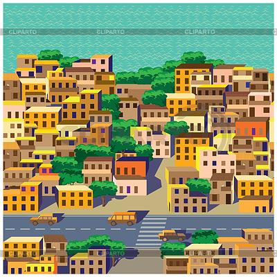 Favela clipart image library Favela   Stock Photos and Vektor EPS Clipart   CLIPARTO image library