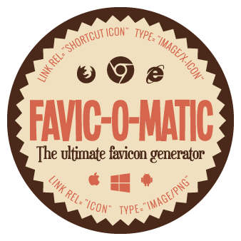 Favicon generator clipart picture royalty free stock Check this amazing tool, it creates EVERY kind of favicon you need ... picture royalty free stock