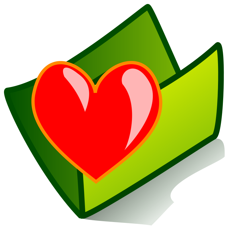 Favorite clipart clip art freeuse Free Clipart: Folder favorite | Anonymous clip art freeuse