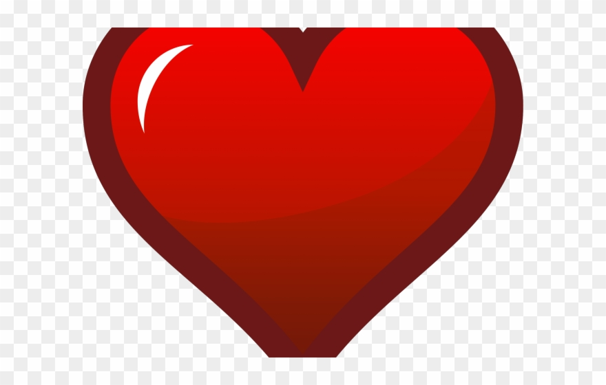 Favorite clipart picture transparent stock Larger Clipart Red Heart - Clip Art For Favorite - Png Download ... picture transparent stock