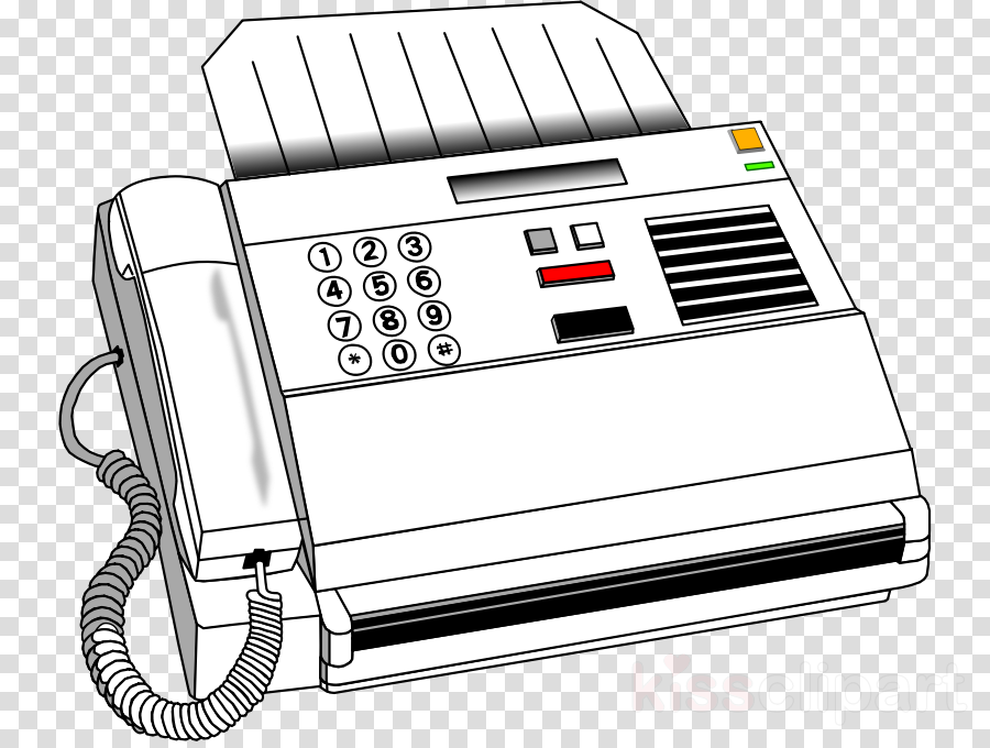 Fax clipart picture download Email, Telephone, Internet, Document, Product, Line, Font png ... picture download