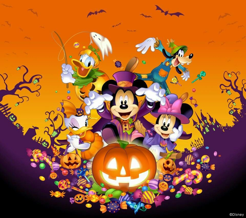 Fb clipart halloween birthday transparent library Pin by Princess Aurora on Disney♡ | Mickey mouse halloween, Mickey ... transparent library