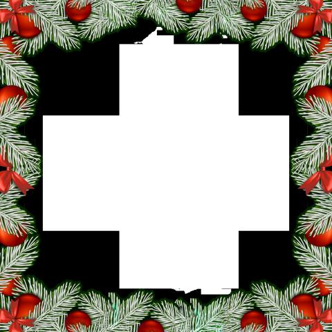 Fb frame clipart svg transparent christmas frames for facebook | Christmas Profile Picture Filter ... svg transparent
