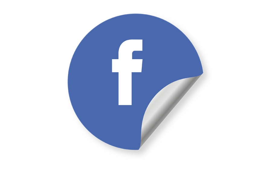 Fb logo icon clipart svg free library Facebook Social Media Icon, Round Icon, Blue Icon, - Fb Logo Round ... svg free library