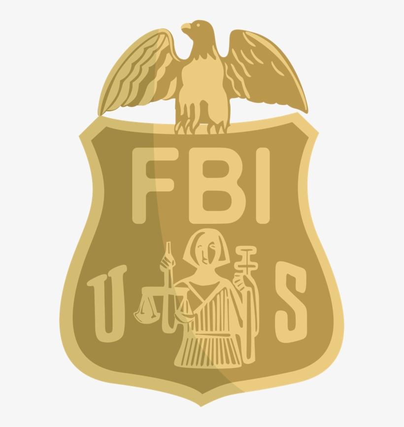 Fbi logo clipart png royalty free Badges Clipart Special Agent - Fbi Badge Png Png Transparent PNG ... png royalty free