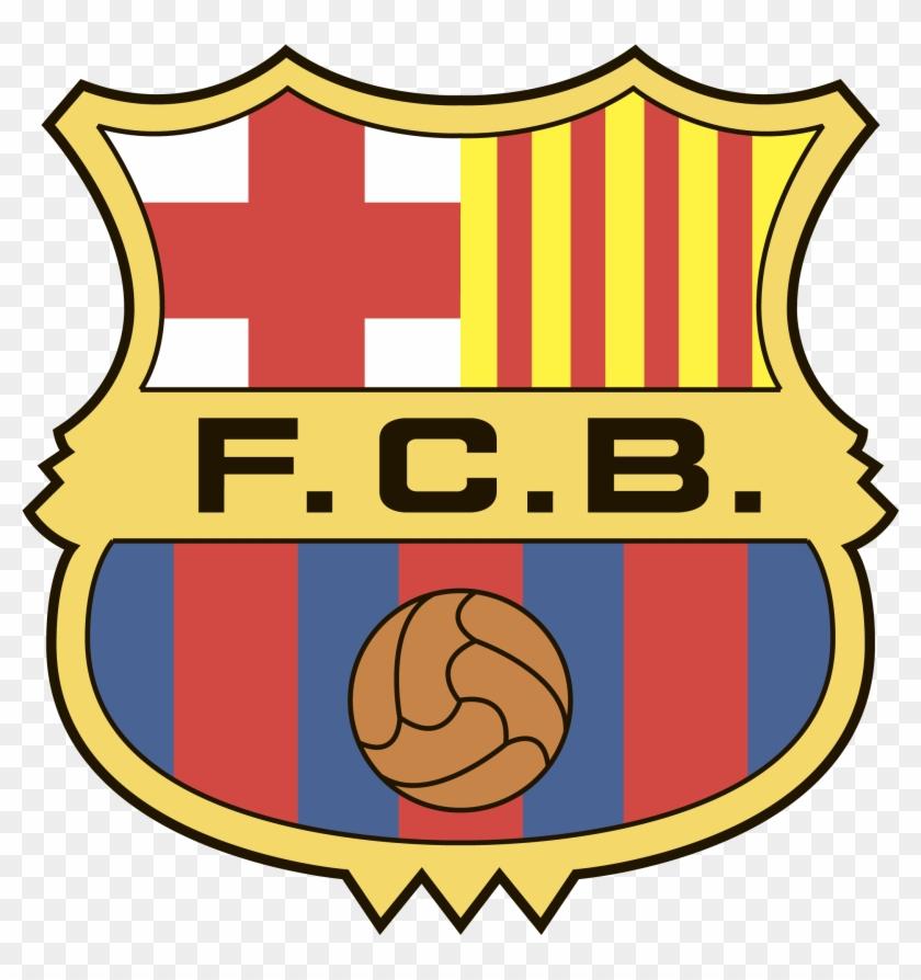 Fc barcelona clipart logo png download Barcelona Emblem - Fc Barcelona - Free Transparent PNG Clipart ... png download