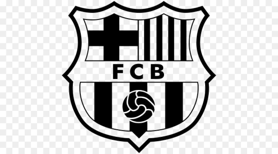 Fc barcelona clipart logo clip transparent Barcelona Logo clipart - Sticker, Football, White, transparent clip art clip transparent