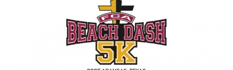 Fca 5k clipart clip free library FCA Beach Dash 5k   Port Aransas Events clip free library