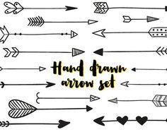 Fearless with an arrow clipart banner royalty free Arrows clip art, tribal arrow clipart, archery hand drawn arrows ... banner royalty free