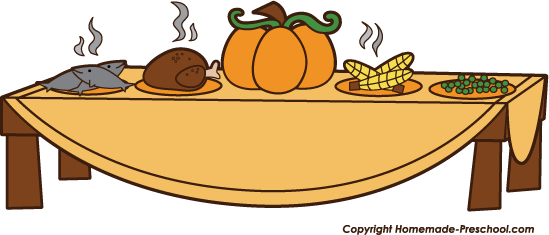 Feasts clipart svg freeuse download 37+ Thanksgiving Feast Clipart | ClipartLook svg freeuse download