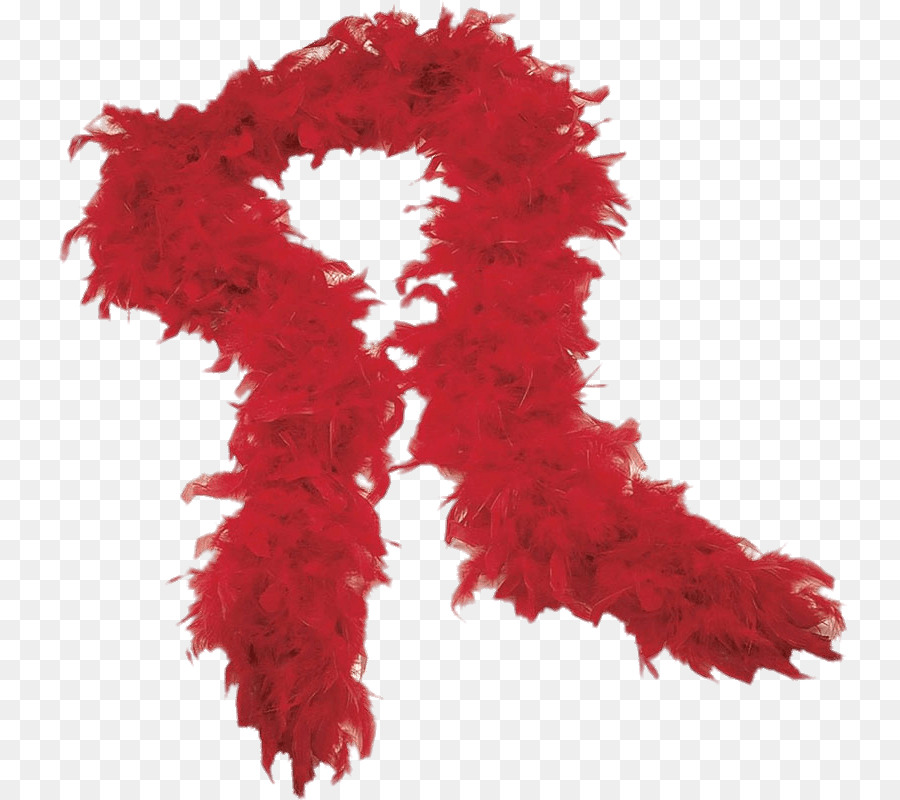 Feather boa clipart png Party Cartoon png download - 800*800 - Free Transparent FEATHER BOA ... png