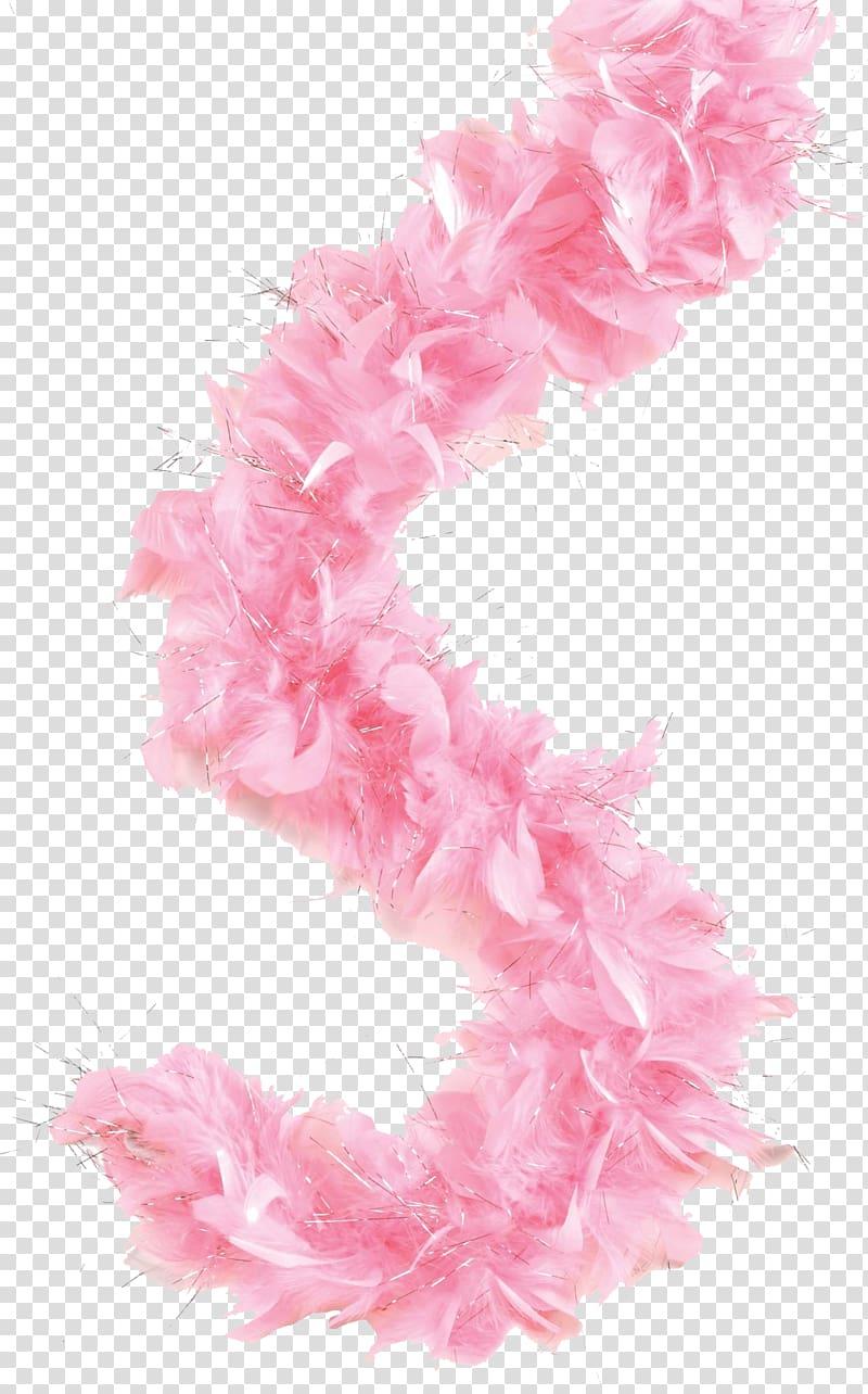 Feather boa clipart jpg freeuse stock Feather boa Costume Clothing Tassel, callalily transparent ... jpg freeuse stock