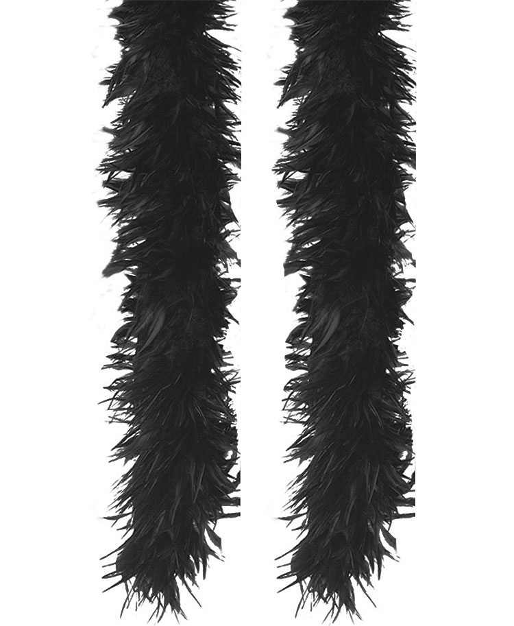 Feather boa clipart clip art freeuse download Black And White Feather Boa Clipart - Clip Art Library clip art freeuse download