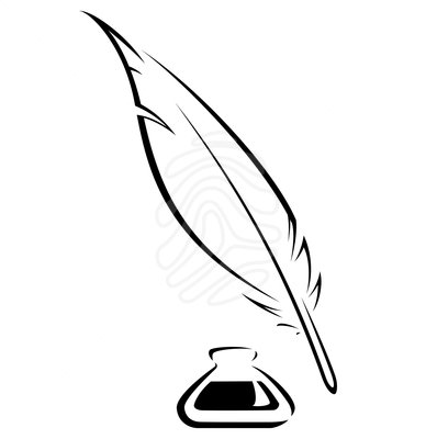 Quill clipart jpg freeuse library 9+ Feather Pen Clipart | ClipartLook jpg freeuse library