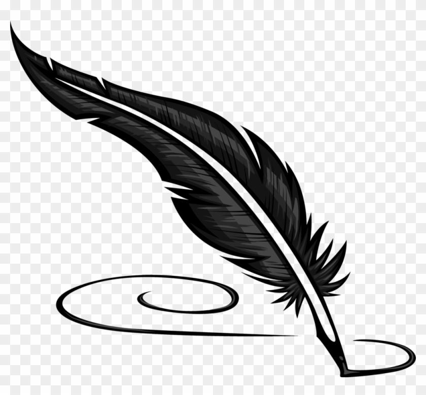 Feather pen clipart clipart Clipart Pen Wing - Feather Pen Clip Art, HD Png Download - 1000x880 ... clipart