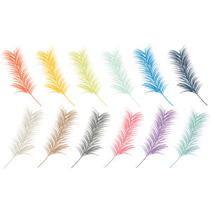 Feather turning into birds clipart clipart royalty free Graphics! :) - Polyvore clipart royalty free