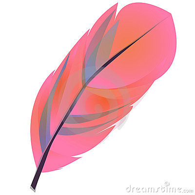 Feather turning into birds clipart image freeuse library Feather Bird Clipart - Clipart Kid image freeuse library